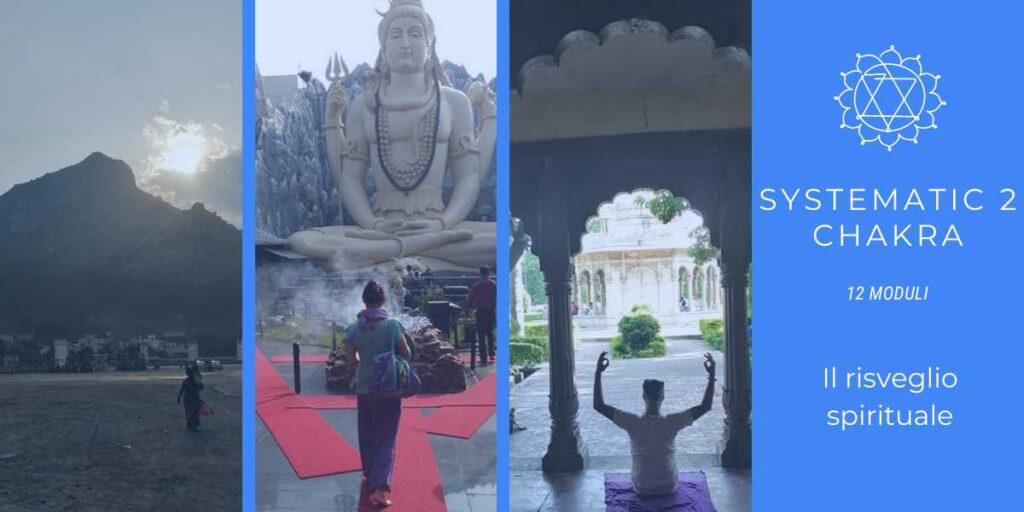 Il risveglio spirituale chakra