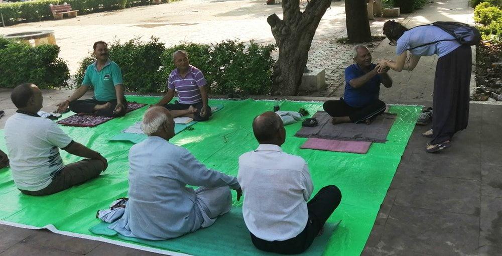 scuola di yoga online