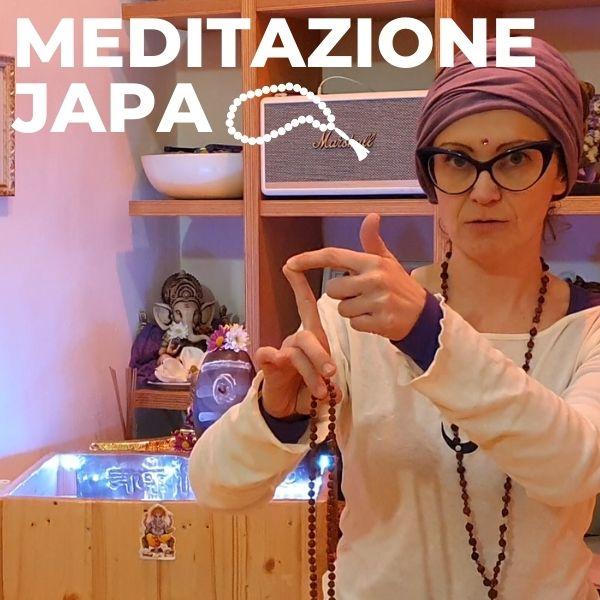 meditazione Japa