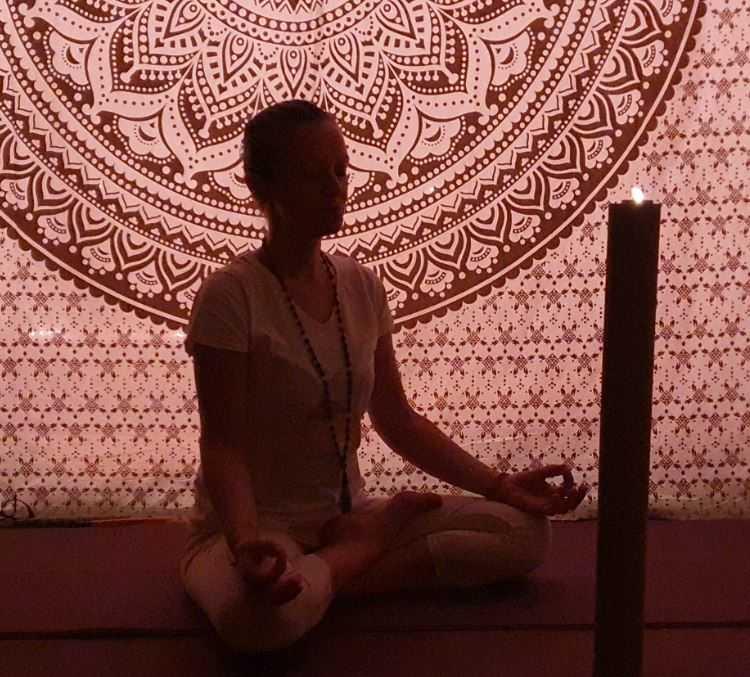 trataka meditazione
