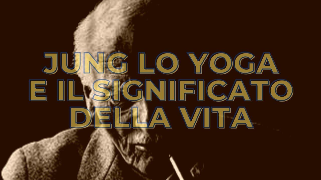 carl jung e lo yoga